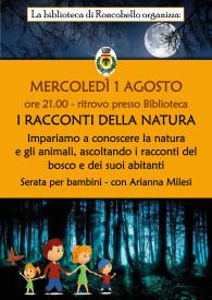 Racconti bosco